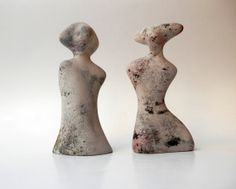 Salt and Pepper Shakers Ceramics and Pottery by barceramics, $69.99