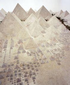 // pyramids