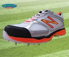 Be the ultimate #cricket player with our assorted cricket shoes, available from #TopGearSport George. #ilovecricket