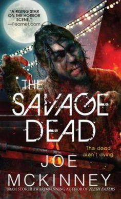 The Savage Dead by Joe McKinney on StoryFinds - Award winning author Joe McKinney loves to write end of the world, zombie novels and he's showcasing his latest action packed novel - It starts in a laboratory. A manmade strain of flesheating virus.