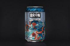 Åbro Bron Ales — The Dieline - Branding & Packaging