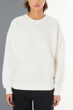 Ribbed Sweat by Boutique