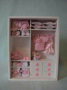 manos a la obra miniaturas miniaturas pinterest cadre vitrine cadre enfant et vitrines. Black Bedroom Furniture Sets. Home Design Ideas
