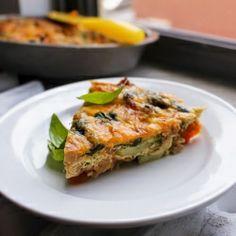 Cheddar cheese, broccoli, sweet potato, spinach, and BBQ seitan