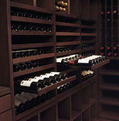 Contemporary Wine Cellar basement wine cellar Design Ideas, Pictures, Remodel and Decor