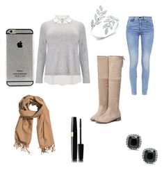 """Fall/winter"" by mowbrayar ❤ liked on Polyvore featuring Studio 8, G-Star and H&M"