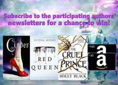 Win A $130 Amazon Gift Card Plus A Fairy Tale Starter Pack! https://www.rafflecopter.com/rafl/display/e786c04f5/