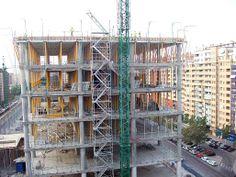 Obra. Cualquier estructura o edificio que este en construccion.