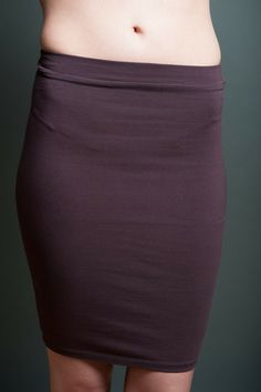 Gorgeous pia pencil skirt made with organic cotton and soft organic hemp from #FedbyThreads. Love it!! #ecofashion