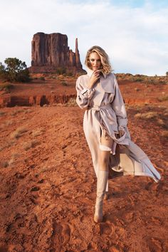 Candice Swanepoel Fall 2013 Fashion Shoot – Candice Swanepoel Models Blush Fall Looks - Harper's BAZAAR