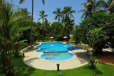 Fragrant Nature Backwater Resort & Ayurveda Spa, Kollam Picture: Pool - Check out TripAdvisor members' 3,773 candid photos and videos of Fragrant Nature Backwater Resort & Ayurveda Spa