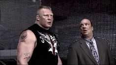WWE Extreme Rules 2013: Triple H Vs Brock Lesnar Promo