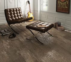 Wonderful flooring from Tile of Spain