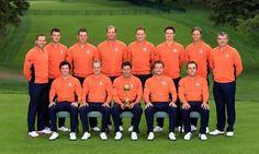 Europe Ryder Cup Team 2013