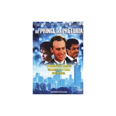 Die Prince Van Pretoria - Sandra Prinsloo - South African Afrikaans DVD *New* - South African Memorabilia Store New South, Pretoria, Afrikaans, New Movies, Prince, Van, News, Movie Posters, Store