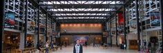 Pixar Interior (Atrium)