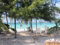 Sandy Cay, Caribbean Island's