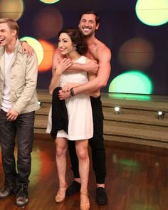 Interview and dance on Live with Kelly and Michael, May 22, 2014, ?
