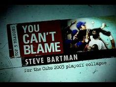 John Kass apologizes to Steve Bartman - YouTube