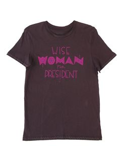 Woman For President: Hand Printed 100% Organic Cotton Original Mushpa + Mensa Design T-Shirt #WomanForPresident #WiseWoman #WomanPresident #Matriarchy #WomanPower #lesbian #PinkPussy #pussyhat #womensmovement #MushpayMensa #Sacredgeometry Simple Definition, The Four Agreements, Wise Women, Plum Color, Powerful Women, Friends In Love, Cotton Tee, Lesbian, Organic Cotton