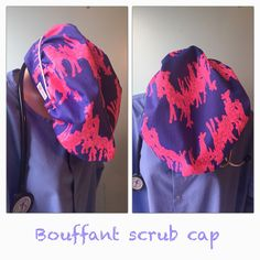 A personal favourite from my Etsy shop https://www.etsy.com/listing/511555467/lilly-pulitzer-scrub-hat-surgical