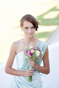 Tamryn's bridesmaid