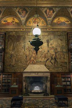 - steampunktendencies:   Pierpont Morgan Library &...