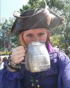 Check out Dori Pole in the background! Renaissance Fair in Deerfield Florida this past weekend!
