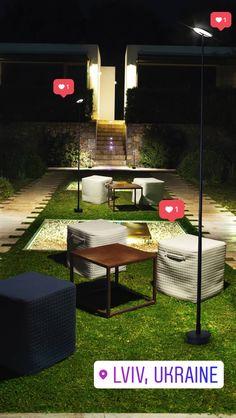 Менеджери нашої компанії допоможуть Вам підібрати світильники або підсвітку, які створять привабливий зовнішній вигляд будинку та дозволять Вам з комфортом проводити час на вулиці у вечірній час за читанням улюбленої книги📕 чи бокалом вина🍷! Чекаємо Вашого дзвінка та готові відповісти на всі питання! Щиро Ваші, компанія in-ext!❤️ #inext #prostirvashogocomfortu #outdoor #terrace