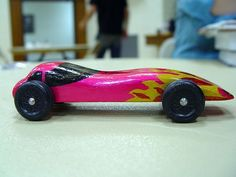 Girl Pinewood Derby Car Designs Tuning