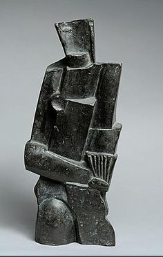Galerie FLEURY   fin de l'exposition Ossip ZADKINE(1890-1967) derniers jours…………..