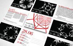 Identity for international ballet festival on Behance