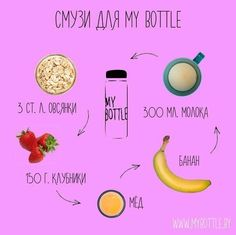 Новости Fruit Drinks, Healthy Drinks, Beverages, Smoothie Recipes, Smoothies, Raw Food Recipes, Healthy Recipes, Yummy Food, Tasty