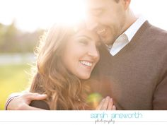 the woodlands wedding photographer | delane & ryan's fall engagement » Sarah Ainsworth Photography