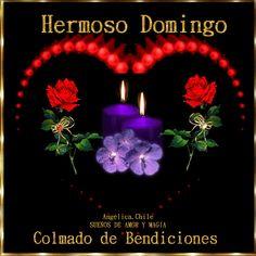 SUEÑOS DE AMOR Y MAGIA: Hermoso Domingo
