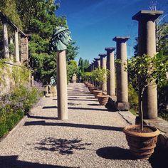 Millesgården Virginia, Sidewalk, Island, Landscape, Garden, Instagram Posts, Pictures, Projects, Walkway