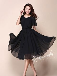 Best Casual Dresses Brown Dress Bridesmaid Dresses Near Me Dresses For Teenage Girls Dresses Near Me, Club Dresses, Casual Dresses, Holiday Dresses, Holiday Outfits, Holiday Clothes, Black One Piece Dress, Chiffon Dress, Dress Skirt