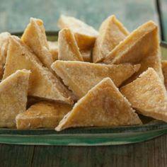 Crispy Tofu Recipe with extra firm tofu, fine sea salt, gluten-free cornstarch, extra firm tofu, canola oil cooking spray, gluten-free cornstarch, fine sea salt