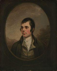 Robert Burns (1759-1796), Scottish National Portrait Gallery
