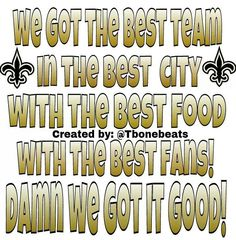 New Orleans Saints-Tbonebeats