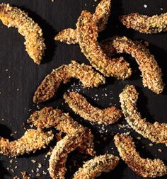 Hot and Crunchy Avocado Fries! Avocado is a superfood that helps you slim and energize. See the full recipe >>