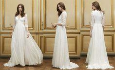 Robe de mariée Ozgur - 1001 Mariages - Delphine Manivet