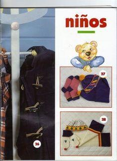 RECEITA TRICÔ FÁCIL: Lanas Stop N°61-Revista Tricô Bebês Kids Rugs, Free Knitting, Knitting For Kids, Layette, Knitting And Crocheting, Journals, Kid Friendly Rugs, Nursery Rugs