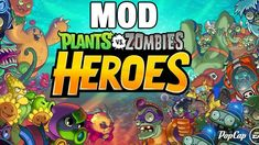 Plants vs. Zombies Heroes Mod APK unlimited sun free download Plants Vs Zombies Heroe, Hero 6, Deck Of Cards, Dragon Ball Z, Anime, Gameplay, Studying, Android, Hacks