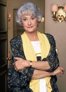 She was a great actress. Loved her in Golden Girls
