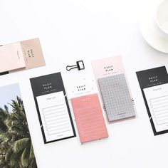 Creative Study&Work Plan Kraft Paper Sticky Notes Post It Memo Pad Kawaii Stationery Office Accessory School Supplies Notes Autocollantes, Sticky Notes, Stationery Store, Kawaii Stationery, Korean Stationery, Stationery Items, Cinta Washi, Note Memo, Diy Notebook