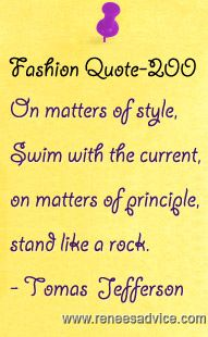 Read the Daily #FashionQuotes #200