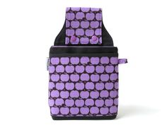 Hüft- & Gürteltaschen - Kellnertasche APFEL, Gürteltasche für Portemonnaie - ein Designerstück von ambaZamba bei DaWanda