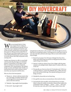 DIY Hovercraft By: Ron and Josh Hardman--Molly Green - Spring 2016 - Page 82 http://www.mollygreenonline.com/mollygreen/spring_2016?pm=1&u1=texterity&linkImageSrc=/mollygreen/spring_2016/data/imgpages/tn/0070_uctarm.gif/&pg=83#pg83