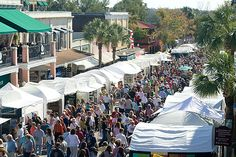 Mount Dora Art Festival in the first weekend of February